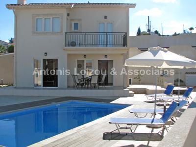 Detached Villa in Paphos (Droushia) for sale