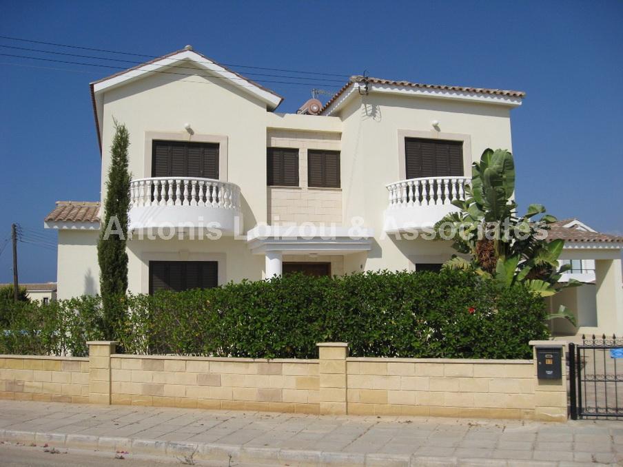 Villa in Paphos (Ha Potami) for sale