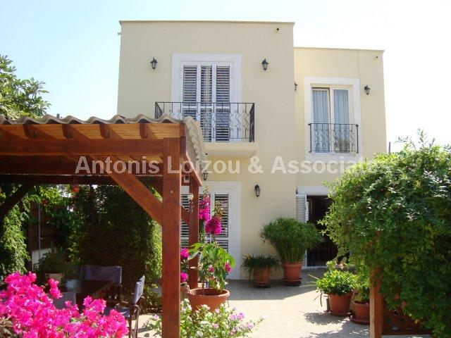 Detached House in Paphos (Kallepia) for sale