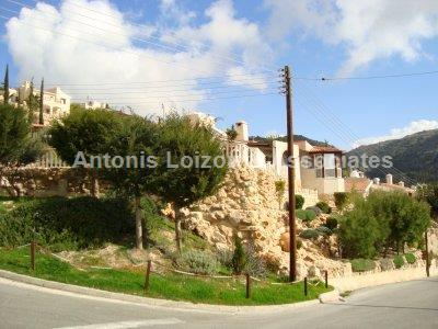 Bungalow in Paphos (Kamares) for sale