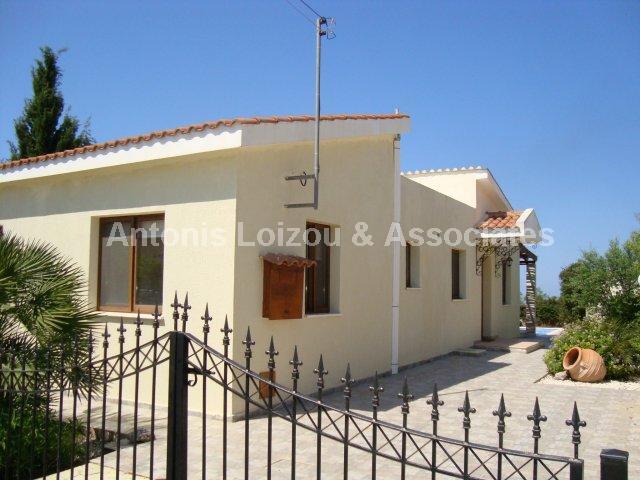 Bungalow in Paphos (Kathikas) for sale