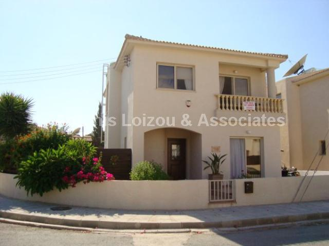 Detached House in Paphos (Mandria) for sale