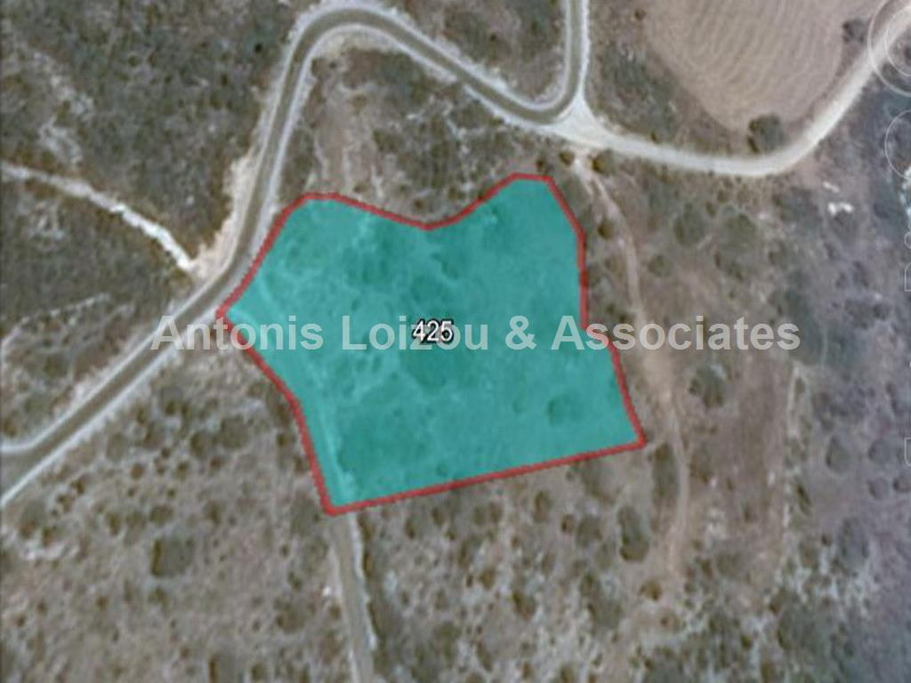 Land in Paphos (Neo Chorio) for sale