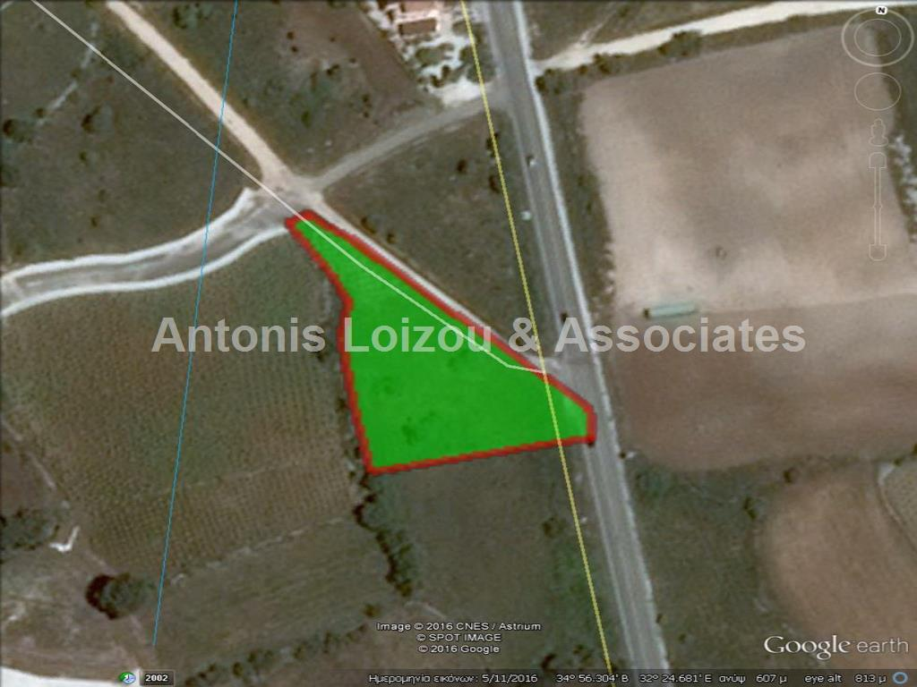 Field in Paphos (Pano Arodes) for sale