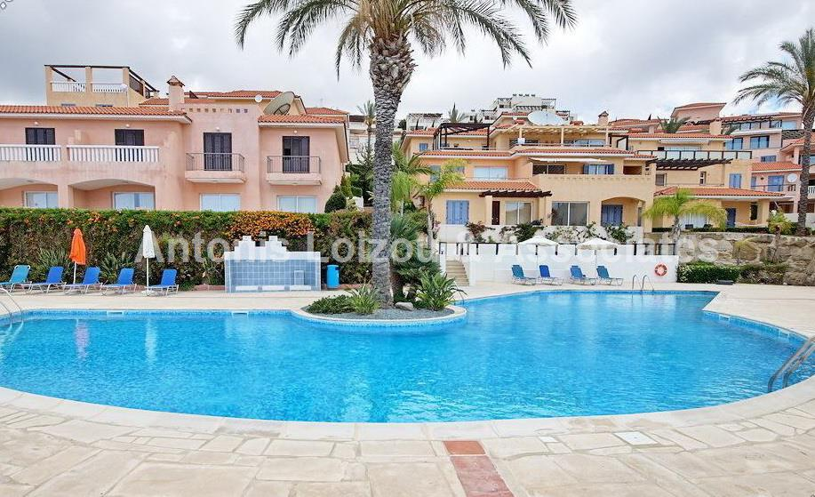 2 Bed Penthouse in Peyia