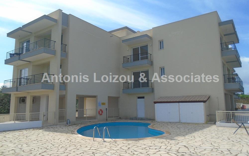 2 Bed Apartment in Polis Chrysochous