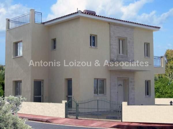 Villa in Paphos (Prodromi) for sale