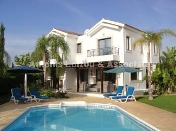 Detached House in Paphos (Secret Valley) for sale