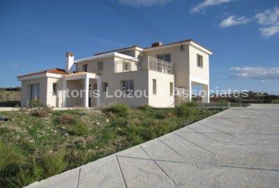 Detached Villa in Paphos (Souskiou) for sale