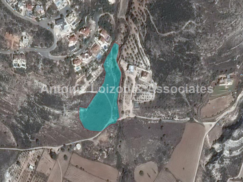 Field in Paphos (Tala) for sale