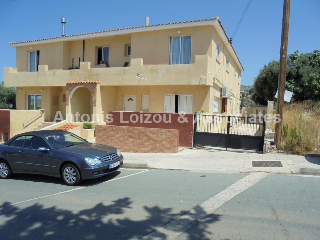 Ground Floor apa in Paphos (Tala) for sale