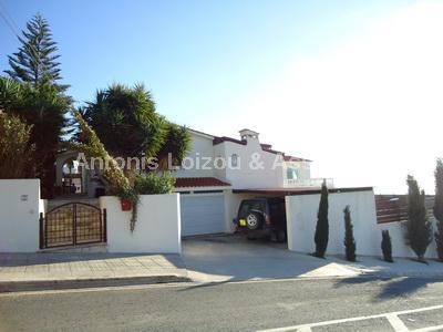 Detached Villa in Paphos (Tala) for sale