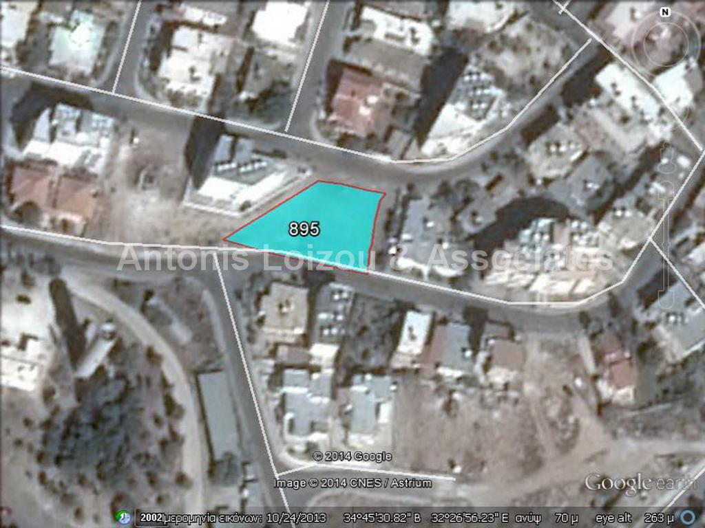 Land in Paphos (Yeroskipou) for sale